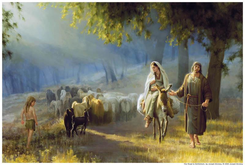 耶稣基督的诞生——摩尔门信仰